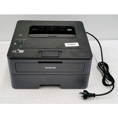 Brother HL-L2375DW Monochrome Laser Black & White Printer