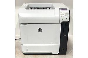 HP LaserJet 600 (M602) Black & White Laser Printer