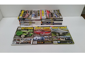 Bulk Lot Of Assorted Just Cars Magazines