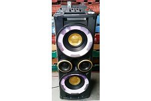 Philips NX5 Bluetooth/Karaoke Mini Hi-Fi System