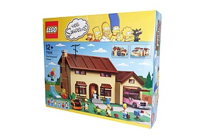 Lego Simpsons House Set 71006