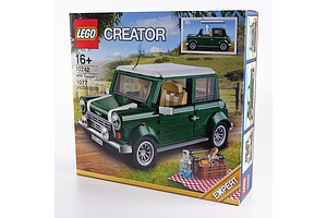 Lego Creator Mini Cooper Set 10242