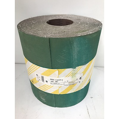 Siaron 2803 Abrasive Paper Roll