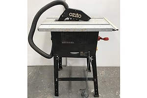 Ozito 10 Inch Table Saw