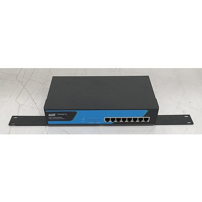 Alloy (POEGE8TV2) 8-Port 10/100/1000Mbps PoE Switch