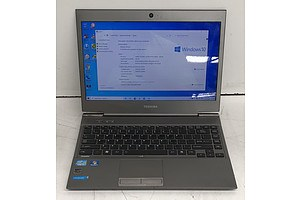 Toshiba Satellite Z830 13-Inch Core i7 (2677M) 1.80GHz CPU Ultrabook Laptop