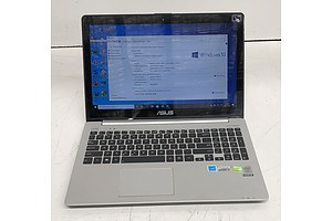 ASUS S551L 15-Inch Core i7 (4500U) 1.80GHz CPU Touchscreen Ultrabook Laptop
