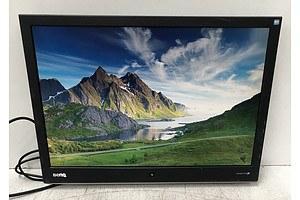 BenQ (E2200W) 22-Inch Widescreen LCD Monitor