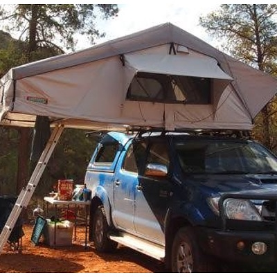 Austrack Campers Rooftop Tent