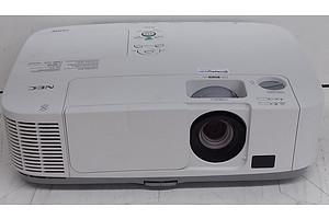 NEC (P451W) WXGA 3LCD Projector