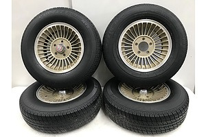 R.O.H 14 Inch XE Falcon Wheels -Set Of Four