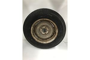 Ford/Toyota 14 Inch Spare Wheel
