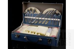 1960s Picnic Set - Complete in Original Case