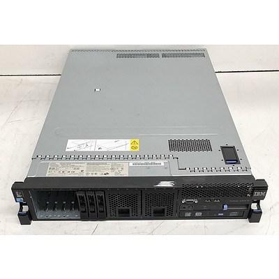 IBM System x3650 M3 Dual Xeon (E5640) 2.67GHz CPU 2 RU Server