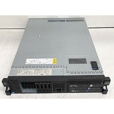 IBM System x3650 M2 Dual Intel Xeon (E5540) 2.53GHz CPU 2 RU Server