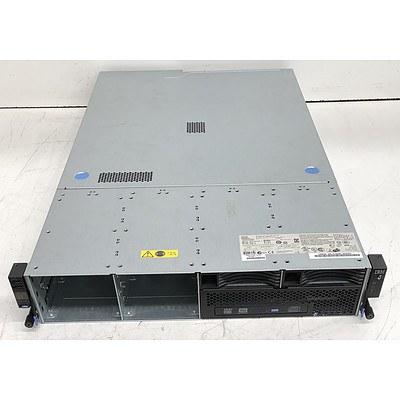 IBM System x3620 M3 Dual Intel Hexa-Core Xeon (X5650) 2.67GHz CPU 2 RU Server