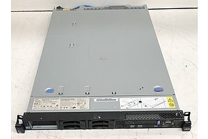 IBM System x3550 M2 Intel Xeon (L5520) 2.27GHz CPU 1 RU Server