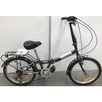 SCA Explorer Folding Bike