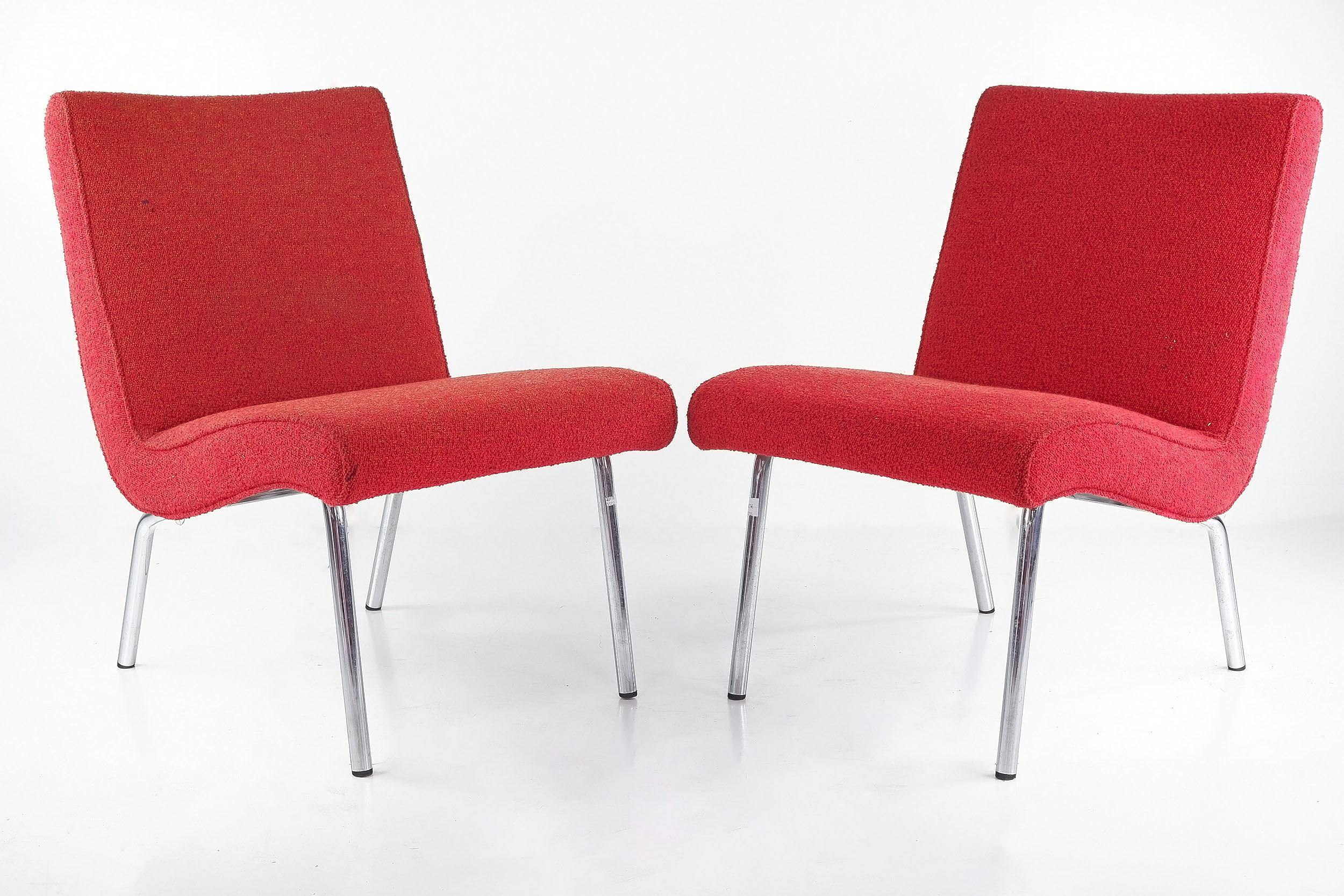 'Pair of Walter Knoll Chairs'