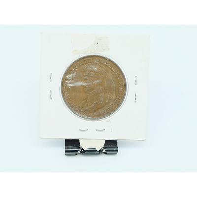 Australian 1936 Penny