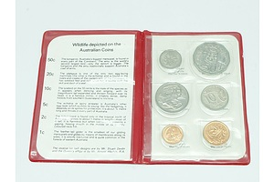 1983 RAM Wallet Australian Uncirculated Decimal Coin Set