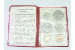 1979 RAM Wallet Australian Uncirculated Decimal Coin Set