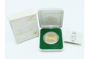 1988 RAM $5 Proof Coin Australian Proof Five Dollar Coin