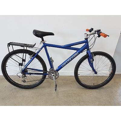 Cannondale Killer V500 21 Speed Mountain Bike