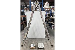 Gorilla Industrial A-Frame Ladder