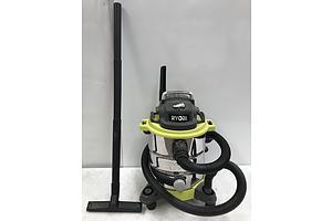 Ryobi RVC-2120I-G Wet and Dry Vacuum