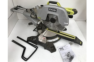Ryobi EMS305RG 12 Inch Sliding Compound Mitre Saw