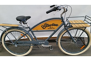 Electra Cruiser 17 Inch Three Speed Bicycle
