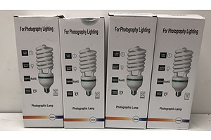 5500K Photographic Lamp Globes