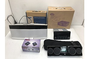 Lot Of Assorted Electricals