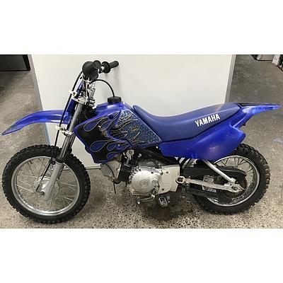 Yamaha TTR90 Motorbike
