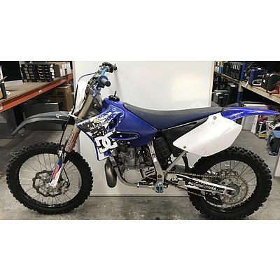 Yamaha 250cc 2 Stroke Water Cooled Dirt Bike