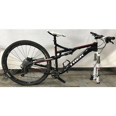 Trek Superfly100/AL pro Mountain Bike