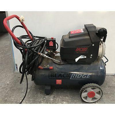 Blackridge BRC180 Hi-Flow Air Compressor