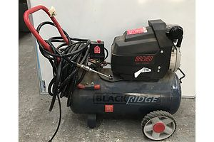 Blackridge BRC180 Hi-Flow Air Compressor