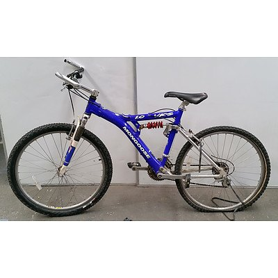 Mongoose 1.0 VRS 21 Speed Mountain Bike