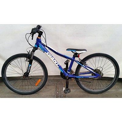 Giant XTCjr 21 Speed Mountain Bike