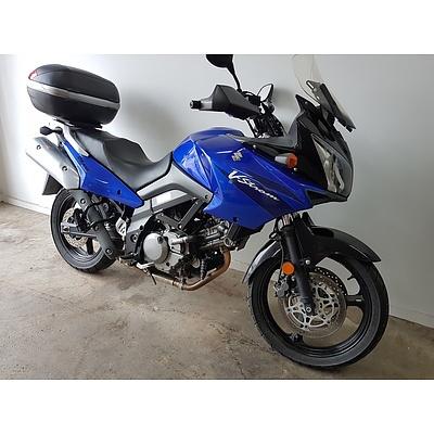 10/2005 Suzuki DL650 V-Strom 645cc Motor Cycle