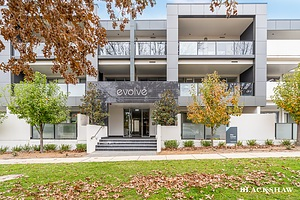 27/16 New South Wales Crescent, Forrest ACT 2603