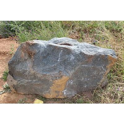 Large Granite Rock