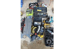 Electric Power Tools - Lot of 20