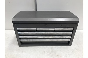 Five Draw Tool Box With Contents
