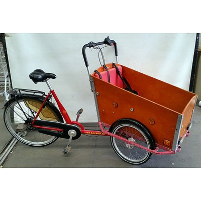 Netherlands Box bike