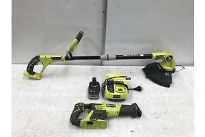 Ryobi One+ Tools -Lot Of Two