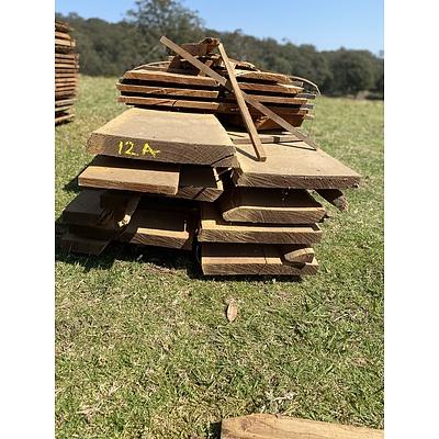Australian Red Cedar Hardwood Timber - 1.35 Cubic Metres
