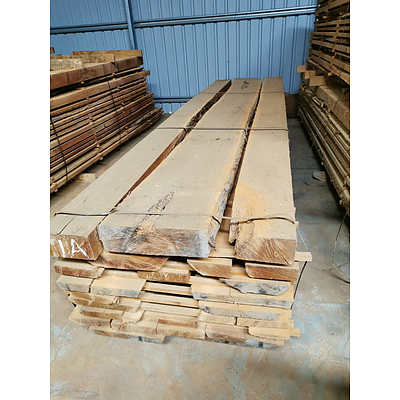 Australian Red Cedar Hardwood Timber - 1.47 Cubic Metres
